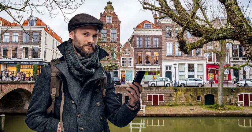 Walk Around Utrecht With An App That Unveils Fascinating Backstories Of Historical Landmarks